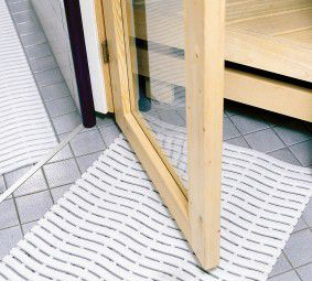 Miltex Yoga Soft Step Bodenbelag 9 mm 600x900mm grau