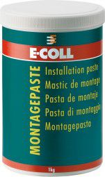 Montagepaste 1kg Dose E-COLL