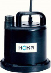 Homa Flachsauger C 80 W 230 V / 90 W