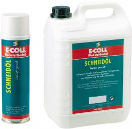 E-COLL Schneidöl-Spray DVGW 400ml