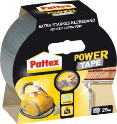 Pattex Power Tape 50mm x 50m, silber Henkel