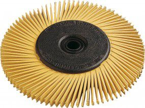 3M Radial Bristle Brush 150x12mm P120weiß TypA