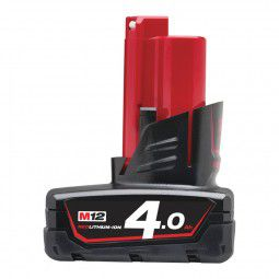 Akku Milwaukee M12 B4 4.0Ah