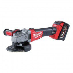 Winkelschleifer Milwaukee M18 CAG-125 X