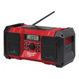 Milwaukee Akku Netz Radio M18 JSR/0
