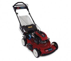 Toro Rasenmäher Premium Line mit Recycler System und Automatic Drive