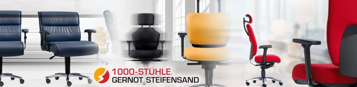 1000 Stühle