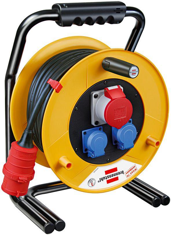 brennenstuhl kabeltrommel 1316200 bei j. Black Bedroom Furniture Sets. Home Design Ideas