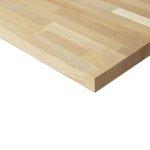 Arbeitsplatte Typ Holz