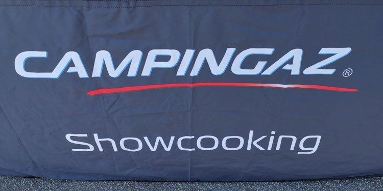 Campingaz Showcooking Bericht 2
