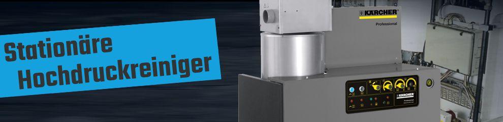 Stationäre Hochdruckreiniger | große Auswahl
