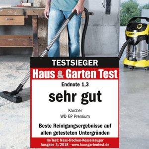 Karcher Sauger Wd 6p Premium Testsieger J Kesselshop Kessel Shop