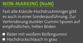 Kränzle Non-Marking