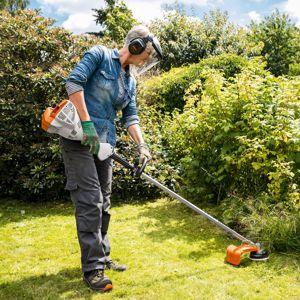 Benzin-Motorsensen für die Gartenpflege