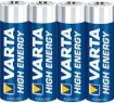 VARTA Alkali High Energy AA 4x Fol