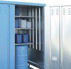 Lacont Gitterrost-Regal-Set 3Ebenen,1800x500,vzk