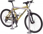 Wsm Fahrradständer Fahrrad Anlehnbügel TRUST, L750mm,vzk.,z.Einbe