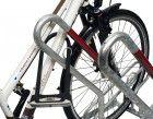 Wsm Fahrradständer Anlehnparker einseitig L2000mm,4EP,vzk.