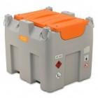Cemo DT-Mobil Easy 980 mit Handpumpe max 60 l/min 4m Schlauch