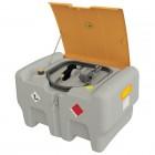Cemo DT-Mobil Easy 440l mit Elektropumpe 12V 40 l/min mit Klappdeckel