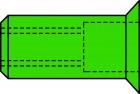 GESIPA Blindnietmuttern A4-Edelstahl Senkkopf M 8 x 11 x 18,5, 100 St.