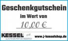 Gutschein 10 Euro