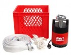 Mast Pumpen Set K 5 S Kellerentwässerungspumpe inkl. Schlauch und Zubehör