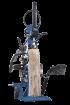 SCHEPPACH Holzspalter stehend HL3000GM 400V 50Hz 5500W Antrieb Zapfwelle 30t