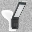 Steinel LED Wandstrahler XLED slim anthrazit - elegant und sparsam