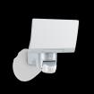 Steinel XLED Home 2 LED Wandstrahler mit Sensor silber