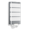 Steinel LED Sensorleuchte L 244 - Moderne Außenwandleuchte