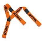 Stihl FS Hosenträger mit Klettverschluss orange