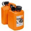 Stihl Kombi Kanister für 3 Liter Kraftstoff und 1,5 Liter Sägekettenhaftöl
