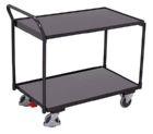 Variofit Tischwagen mit 2 Ladeflächen 975x525x1010mm