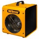 Wilms Elektroheizer EL 4 Warmluft Heizgerät