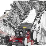 Toro Recycler Rasenmäher 20943
