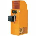 Lufterhitzer mit Abgasführung