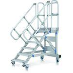 Zarges Steigtechnik Treppen und Plattformen