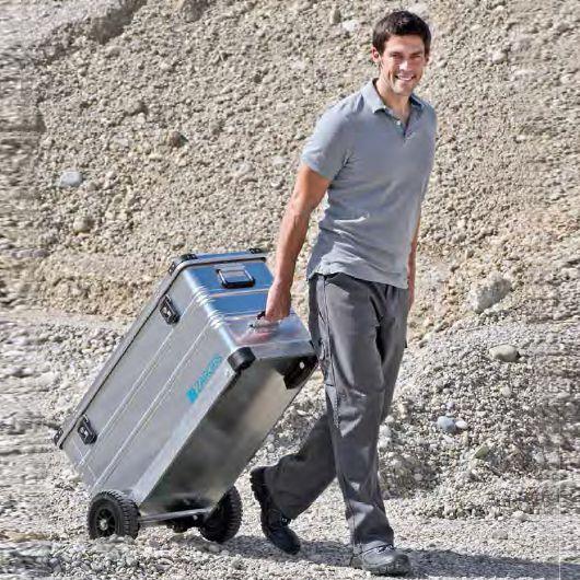 Zarges Verpacken und Transportieren