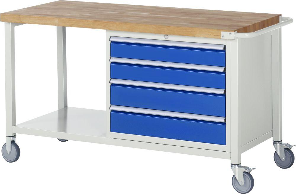 RAU Fahrbare Werkbank Modell 8262 bei » J-Kesselshop