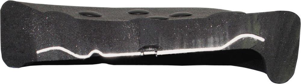 Lotz Arbeitsstuhl Stehhilfe Mod. 3610 klappbar, schwarz
